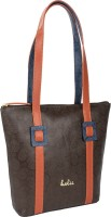 Holii Tote(Brown Blue)