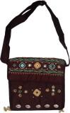 Muren Messenger Bag (Brown)