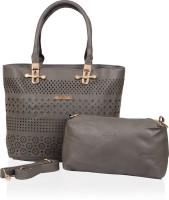 Pankhudi Shoulder Bag(Grey)