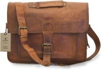 Crafat Sling Bag(Brown)