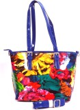 Frosty Fashion Tote (Blue)