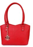 Glasy Hand-held Bag (Red)