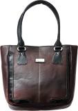 Zikha Hand-held Bag (Brown)