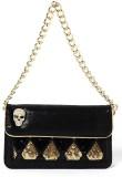 Christian Audigier Hand-held Bag (Gold)