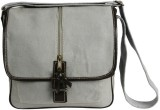 Needlecrest Messenger Bag (Grey)