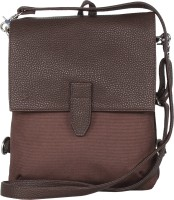 Walletsnbags Messenger Bag(Brown)