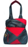Fashion Knockout Hand-held Bag (Red, Gre...