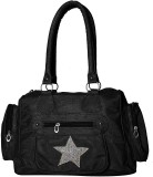 New Zovial Hand-held Bag (Black)