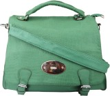 Hi Look Hand-held Bag (Green)