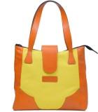 Matrix Hand-held Bag (Yellow, Orange)