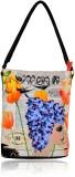 Mister Maker Messenger Bag (Orange, Blac...