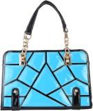 Monte Michelin Hand-held Bag (Blue, Blac...