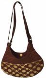 Indha Craft Shoulder Bag (Brown)