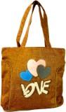 Dazzle Shoulder Bag (Tan)