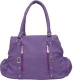 Barsha Hand-held Bag (Purple)