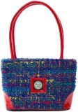 Anekaant Hand-held Bag (Blue, Red)