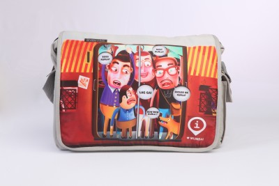 Imagica Messenger Bag