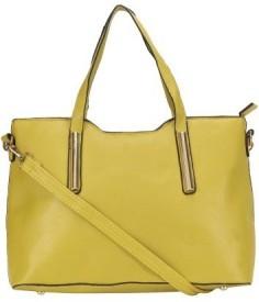 Liza Messenger Bag(Yellow)