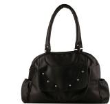 Lifestyle Fashion Hand-held Bag (Black)