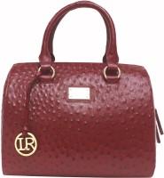 La Roma Hand-held Bag(WINE)