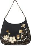 Indian Rain Hand-held Bag (Black)