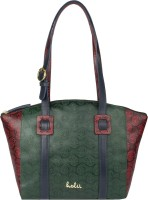 Holii Tote(Green Red)