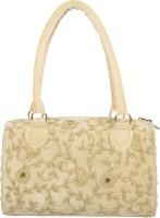 The Indian Handicraft Store Shoulder Bag(Off-White)
