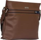 Bern Messenger Bag (Tan)