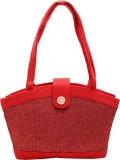 Shop & Shoppee Shoulder Bag (Red, Red)