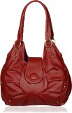 Meridian Shoulder Bag (Maroon)