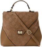 Dressberry Hand-held Bag (Brown)
