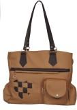 Naaz Bag Collection Hand-held Bag (Gold)