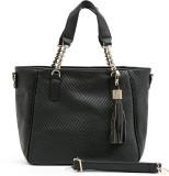 Catss Shoulder Bag (Black)
