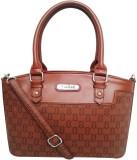 Falah Bag Works Shoulder Bag (Brown)