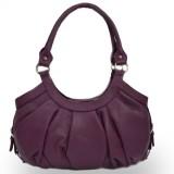 Rich born Shoulder Bag (Purple)