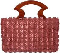 Soulful Threads Hand-held Bag(Maroon)