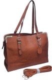 Glam Attires Messenger Bag (Tan)