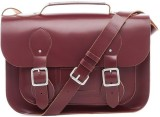 Viari Messenger Bag (Maroon)