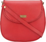 Hide Bulls Sling Bag (Red)