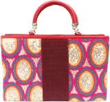 Bhamini Hand-held Bag (Maroon)