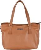 Matrix Hand-held Bag (Tan)