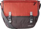 Adidas Messenger Bag (Grey, Red)