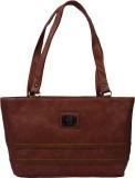 VS Creation Shoulder Bag (Maroon)