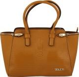 Soleti Hand-held Bag (Yellow)