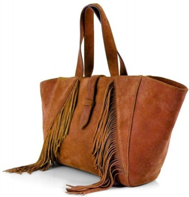 Paint Shoulder Bag