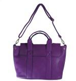 Essart Shoulder Bag (Purple)
