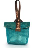 Arabian Nights Hand-held Bag (Green)