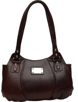 Bluwhale Hand-held Bag(Brown)