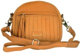 Justanned Satchel (Tan)