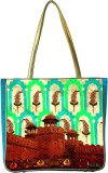 Urban Desi Shoulder Bag (Green)